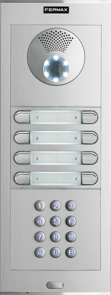 8 Way Skyline with keypad